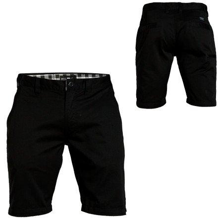 Matix Welder 19'' Black Men's Casual Shorts ()