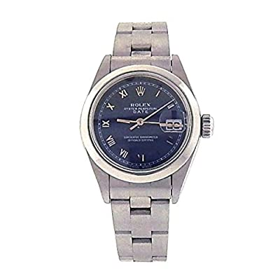 Rolex Date automatic-self-wind womens Watch 69160 (Certified Pre-owned)