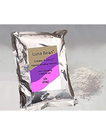 Luna Bean Create-A-Mold Craft Alginate Molding Powder for Life Casting (1