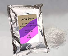 Manufactured in the United States. This unique rubbery mold captures every precious detail! Contents: 1lb bag of superior quality Create-A-Mold alginate molding powder. There is no need for timing with this unique color changing formula. Make...