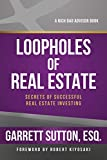 img - for Loopholes of Real Estate (Rich Dad's Advisors (Paperback)) book / textbook / text book