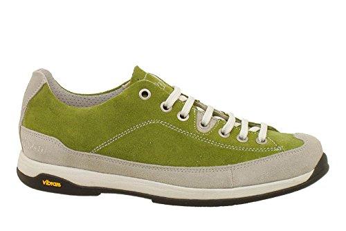 3194 Akron Suede Multiplus Vert En Chaussure aSf6R