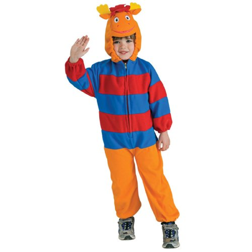 Rubies Costume Co 33202 Backyardigans Deluxe Tyrone Child Costume Size Medium- Boys 8-10