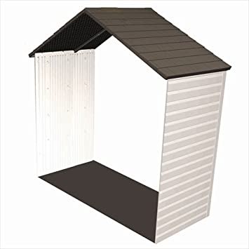 lifetime 6422 30 inch shed extension kit for 8 feet wide lifetime sheds - Garden Sheds 3 Feet Wide