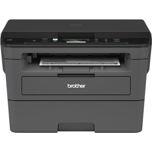 Brother HLL2390DW Wireless Monochrome Printer with Scanner & Copier