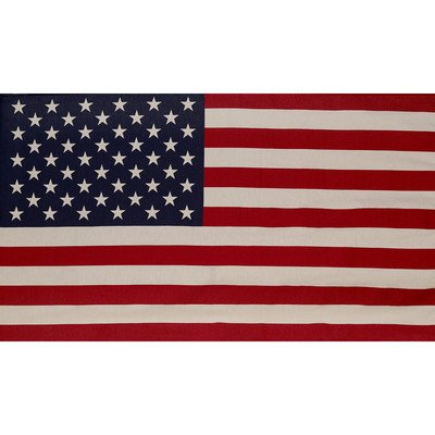 Valley Forge Presidential Series United States Traditional Flag Size: 72