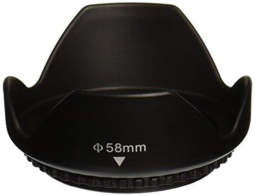 Digital Tulip - Vivitar 58mm Pro Digital Tulip Hard Lens Hood