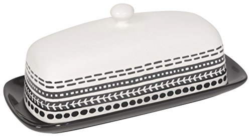 Now Designs Butter Dish, Canyon Design