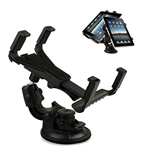 "Price comparison product image Tsmine Megafeis G810 7"" Tablet Headrest Mount, Universal Tablet Car Back Seat Headrest Mount Stretchable Holder for Megafeis and Other 7 to 10.1 Inch Tablets"