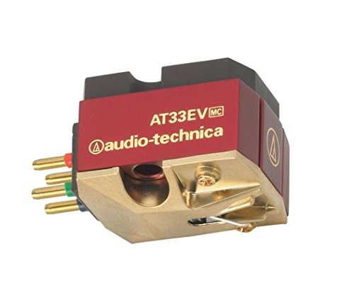 Audio Technica AT33EV Phonograph Cartridge by Audio-Technica