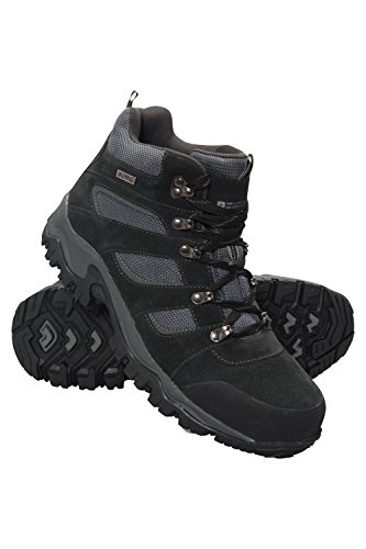 ecdec2b7e9a8 Mountain Warehouse Voyage Mens Mens Mens Mid Boot -Waterproof Ankle Hiking  Shoes B07F99GGCN Shoes e43f94