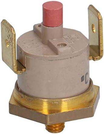 Campini ty60-R 60 /° C termostato 16A 250V bimetal est/ándar