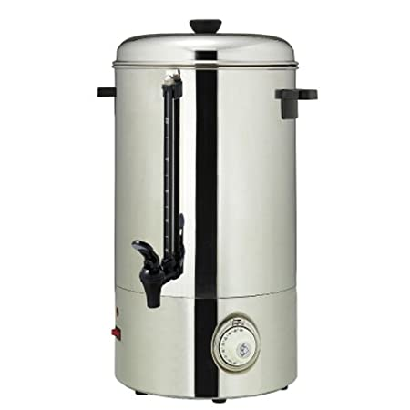 Magic Mill - NEW - MUR120 Stainless Steel Hot Water Urn - 120 Cups