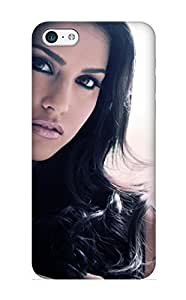 Hot Snap-on Sunny Leone Hard Cover Case/ Protective Case For Iphone 5c