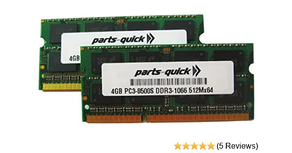 4GB PC3-12800 DDR3 1600 MHz Memory RAM for TOSHIBA SATELLITE M645-S4070