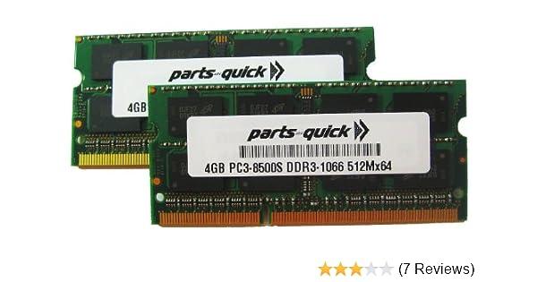 New 4GB Memory PC3-8500 DDR3-1066MHz LENOVO THINKPAD T400 6474