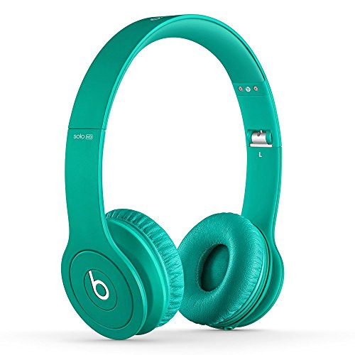 Beats by Dr. Dre Solo HD On-Ear Headphones - Matte Teal (Certified Refurbished)