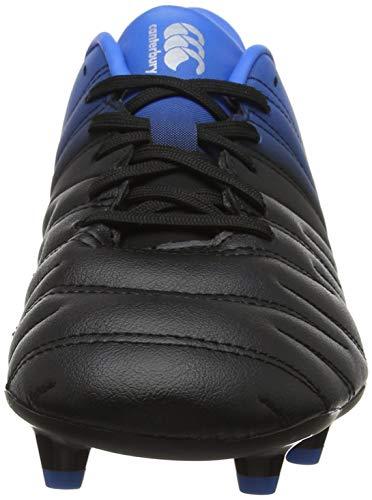 Phoenix Canterbury Rugby Ground Phantom 0 de Firm Chaussures Homme 733 Noir 2 HRpwqxdrnR