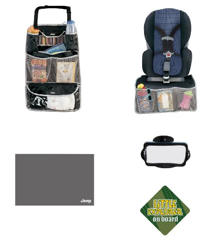 Jeep Car Seat Starter Kit