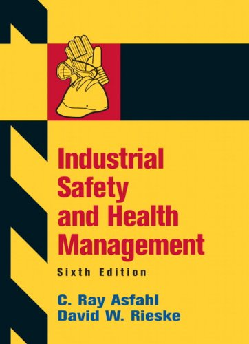 Industrial Safety+Health Mgmt.