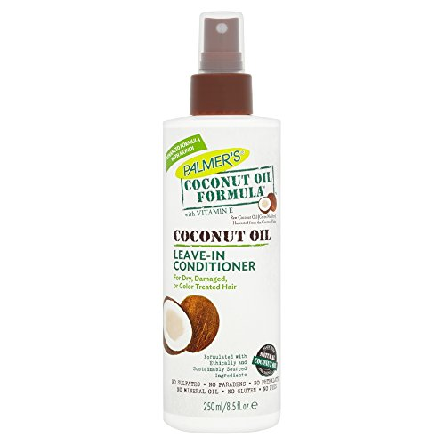Palmer's Formula Leave-in Conditioner, Coconut Oil, 250 mL ()