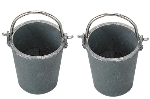 Taigen Tanks 1/16th Metal Bucket Set (TAG120105) - Diorama Part