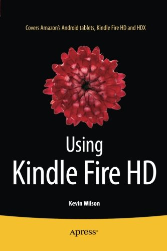 Using Kindle Fire HD Front Cover