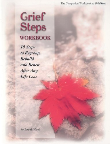 Grief Steps Comanion Workbook and Journal by Sourcebooks