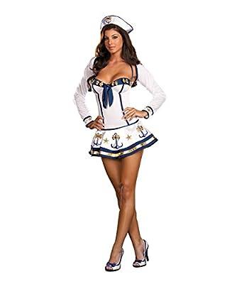 Dreamgirl Women's Makin' Waves Costume