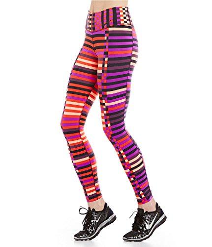Nike Women's Legendary Engineered Lattice Tight Training Pants, Large