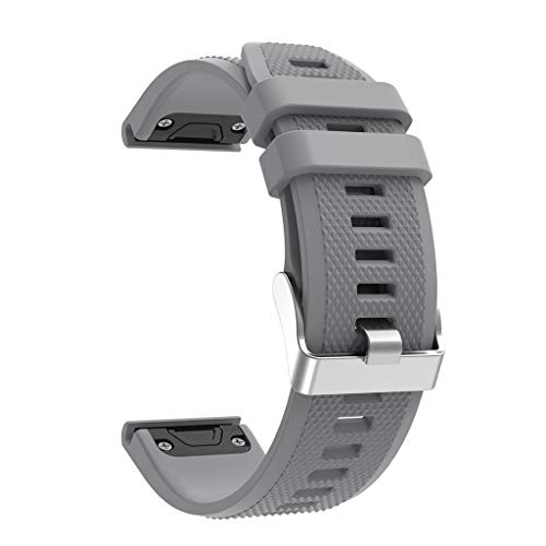 mgjyjy Best Watchband, New 22mm Watchband for Garmin Fenix5 Forerunner 935 GPS Watch Quick Release Easyfit