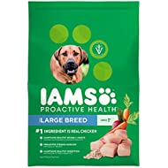 Iams Proactive Health Large Breed Premium Adult Dry Dog Food (1) 30 Pound Bag