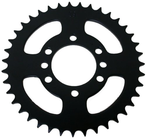 39 Tooth Rear Steel Sprocket 39T Kawasaki KFX400 KFX 400 2003 2004 2005 2006 ()