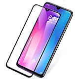Xiaomi Mi 9 Screen Protector Film Full Coverage Tempered Glass 9D Black Edges