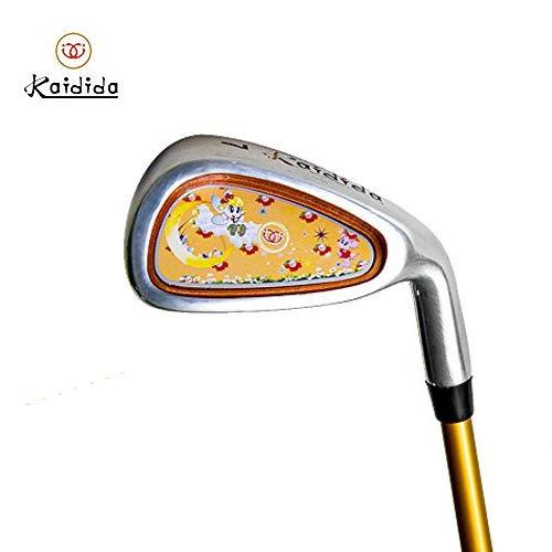 kaidida 1個キッズジュニア# 7アイアン練習ゴルフクラブSuit for Ages 4 – 6子シルバーカラー B01M2YR2WR