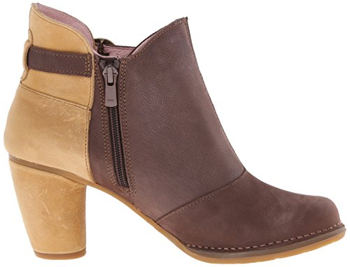 Camel Colibri Naturalista Buckle Ankle Women's Boots Brown El C6BFqxw0q