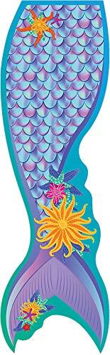 Trends International BM8678 Mermaid Tail Bookmarks Multi (Beach Rules Bookmark)