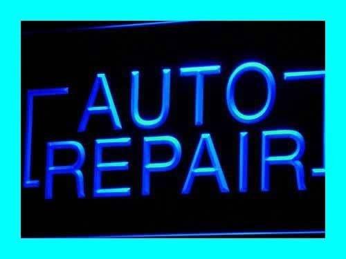 (PEMA Neon Sign i428-b Auto Repair Neon Light)