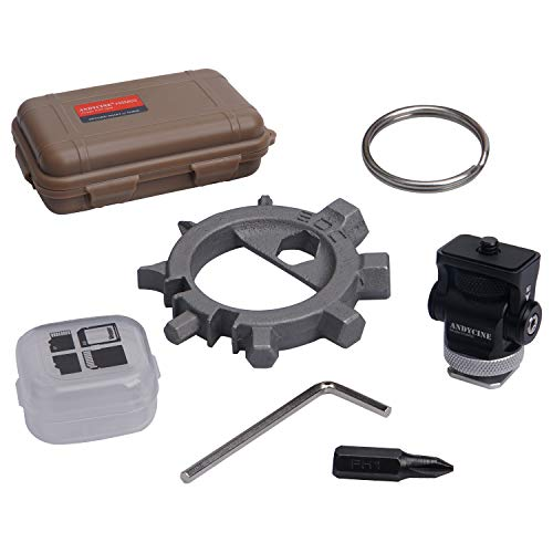 Consumer Electronics Mini Hot Shoe Stand Camera Monitor Mount 180 Degree Tilt Arm Bracket Upper Rotation 360 Degree Base Rotations Adapter Holder
