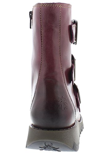 Women's Purple Boots Biker Scop110fly London Rug Fly A4w6n