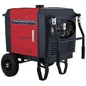 Voltmaster 6000W Inverter Generator