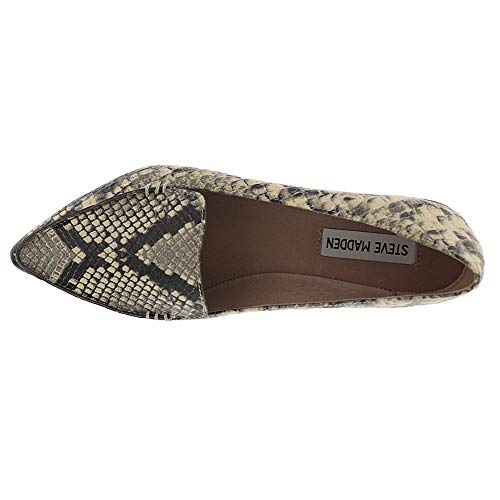 Women's 10 Casual Feather Madden Steve 0 Us Snake 5HvW4wn