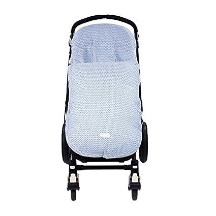 Pasito a pasito 73728 - Funda para silla de paseo universal con saco ...