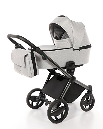 Reversible 3 Wheel Prams - 9