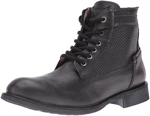 Steve Madden Mens perren Boot Black