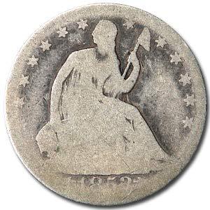 (1853 Liberty Seated Half Dollar w/Arrows & Rays AG Half Dollar Various Grades )