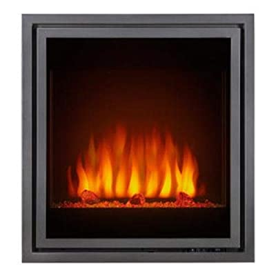 Tranquille 30 Built-in Electric Fireplace with Pewter Surround