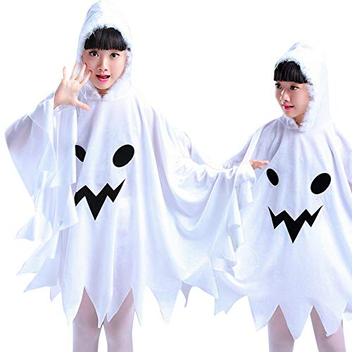 shusuen New Toddler Children's Baby Girl Halloween Cosplay Costume Clothes Costume Dress Party Cloak Hoodie Outfit Cosplay Cloak