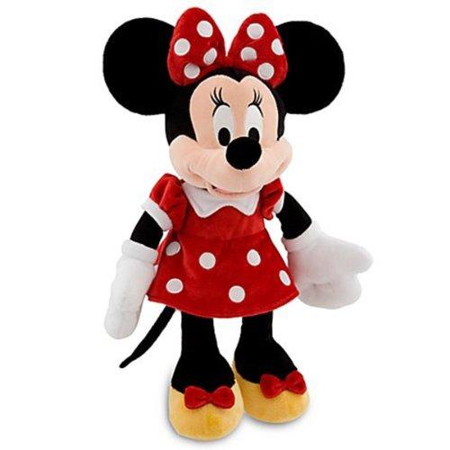 Disneys Minnie Mouse Plush Dress