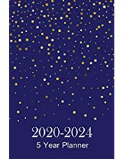 5 Year Planner 2020-2024: Five Year Monthly Planner 2020-2024 | 60 Month Yearly Agenda Schedule Organizer Planner for the Next 5 Years Calendar Appointment Notebook with Holidays USA